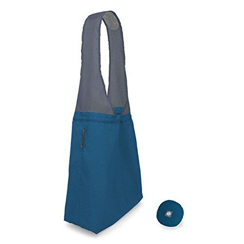 flip & tumble 24-7 Reusable Bag, Midnight/Slate