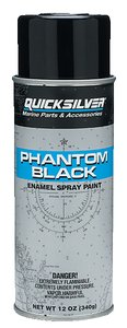 Mercury/Quicksilver Parts Paint Phantom Black 92-802878Q 1