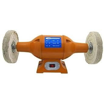 8 Inch 3450 Rpm Bench Grinder Long Shaft Buffer Polisher