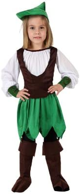Atosa - Disfraz de trovador para niña, talla 10-12 años (70142 ...