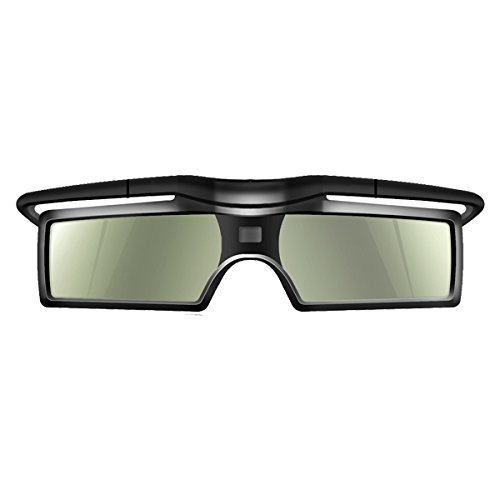 KKmoon G15-DLP 3D Active Shutter Glasses 96-144Hz for LG/BENQ/ACER/SHARP DLP Link 3D Projector by KKmoon