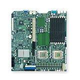 Supermicro X7DBR-E Motherboard, DUAL INTEL 64-BIT XEON SUPPORT, 667/1066/1333MHZ FSB, INTEL 5000P (BLACKFORD)
