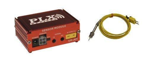 PLX SMAIT_Sensor Air Intake Temperature Sensor Module, Red PLX Devices 2214