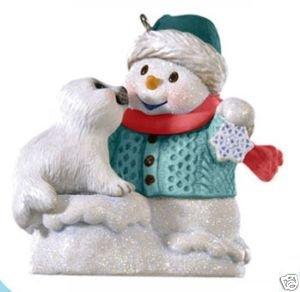 SNOW BUDDIES Special Edition Kansas City KOC Event Exclusive Ornament by Hallmark