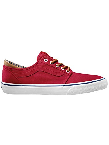 Vans Zapatos M Trig Red/White 7d