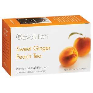 Sweet Ginger Peach Tea ()