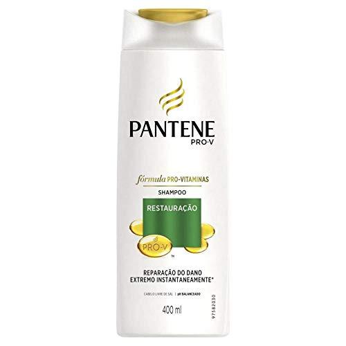 Shampoo Restauração 400 ml Pantene