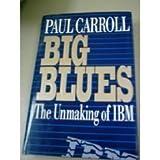 Big Blues, Paul Carroll, 0517591979