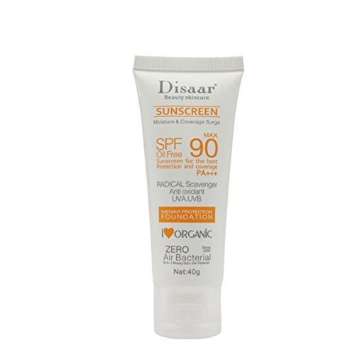 Waterproof Long-Lasting Moisturizing Spf90+ Brightening Skin Sunscreen Brightening Sunscreen