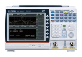 Spectrum Analyzer, Bench, 9kHz to 3.25GHz, -149 dBm, 210 mm, 350 mm, 100 mm
