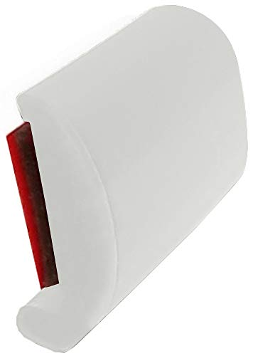 Dawn Enterprises DGAR16-HG Door Edge Guard - FROSTY WHITE (13)