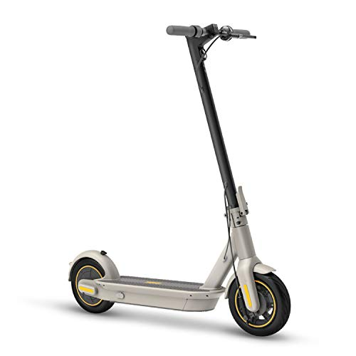 Segway Ninebot MAX Electric Kick Scooter (G30LP), Up to 25 Miles Large, Gray