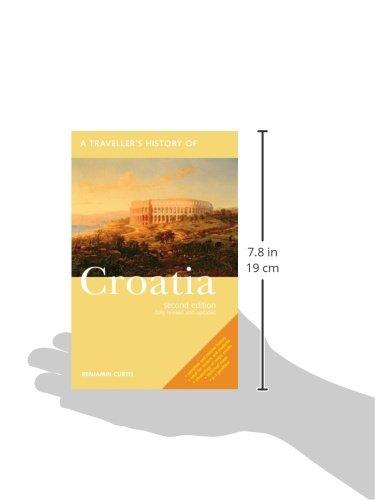 A Travellers History of Croatia