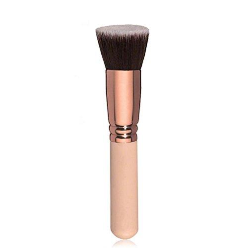 OVERMAL Makeup Brush Cosmetic Brushes Kabuki Face Nose Powder Foundation Tool (Makeup Brushes Eld)
