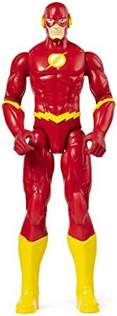 DC Comics, 12-Inch The Flash Action Figure, Kids Toys for Boys