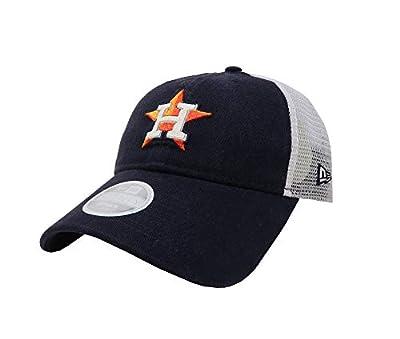 New Era 9Twenty Hat Houston Astros Trucker Adjustable Cap 80542452