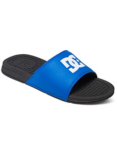 DC Bolsa M, Men's Thong Sandals Black Blue White