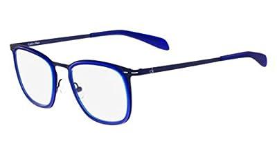 Calvin Klein Platinum CK5416 Eyeglasses 502 Electric Blue