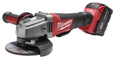 Milwaukee 2780-21 18V M18 Fuel 4.5 in. -5 in. Grinder (Milwaukee Tools 2780)