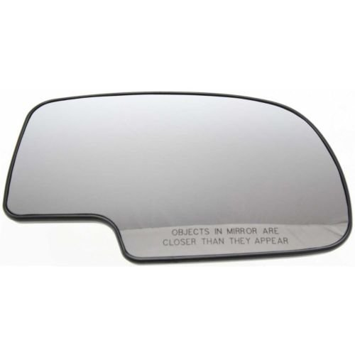 C471175 Non-Heated SILVERADO//SIERRA P//U 99-07 MIRROR GLASS RH w//Backing Plate Make Auto Parts Manufacturing w//o Turn Signal and BSD
