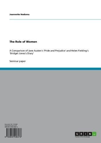 role of women in pride and prejudice
