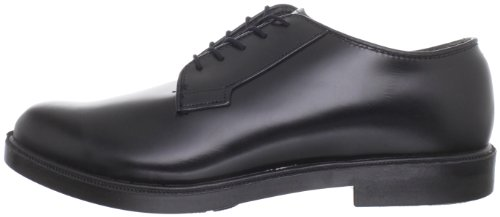Pictures of Bates Men's Leather Durashocks Work Shoe Black US 4