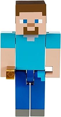 Mattel Minecraft Steve with Torch Figure