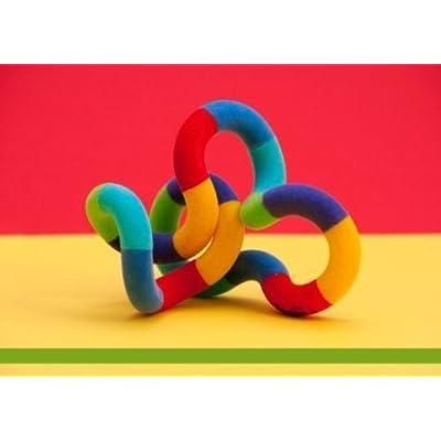 Samorthatrade Tangle Creations Tangle Jr. Fuzzy: Toys & Games