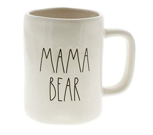 Rae Dunn MAMA BEAR Coffee Mug