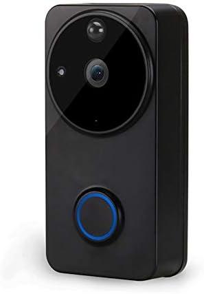 [해외]Wireless WiFi Smart Doorbell 1080P HD Two-Way Talk PIR Motion DetectionCloud Storage Door Viewers APP Control for iOS 안드로이드 / Wireless WiFi Smart Doorbell 1080P HD Two-Way Talk PIR Motion DetectionCloud Storage Door Viewers AP...