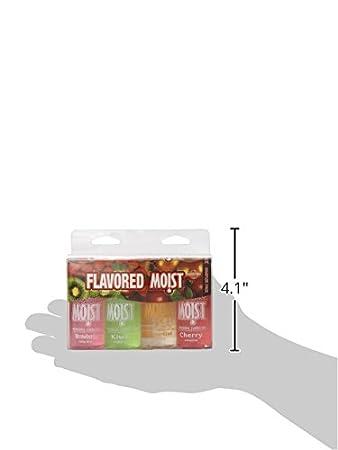 Amazon.com: Pipedream Flavored húmedo lubricante Sampler (4 ...