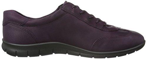 ECCO Babett, Zapatos de Cordones Derby para Mujer Morado (MAUVE2276)