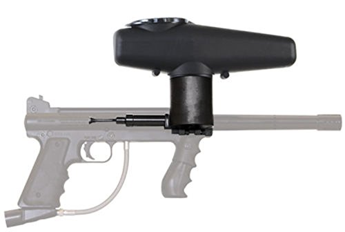 Paintball Feeder System Tippmann A-5 Cyclone feed system Custom 98/PRO Loader Feeder Alpha Black Project
