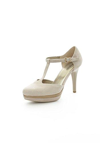 Nero Giardini - Zapatos de vestir de Piel para mujer Beidge Beidge