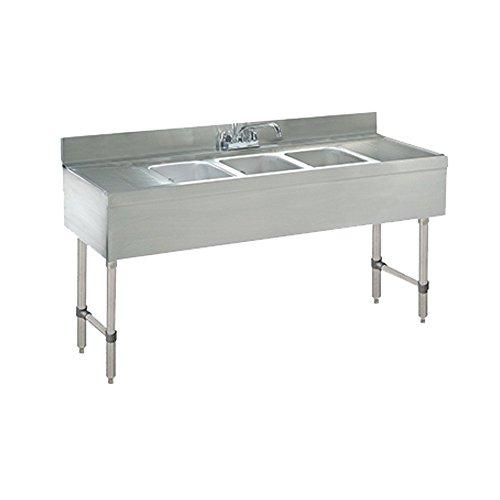 Compartment Underbar Sink - 8