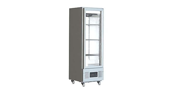 Foster fsl400g puerta de cristal pantalla frigorífico, 400 L ...