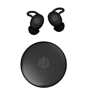 Nu Republic Jaxxbuds 3 Sports True Wireless Earbuds, Bluetooth 5....