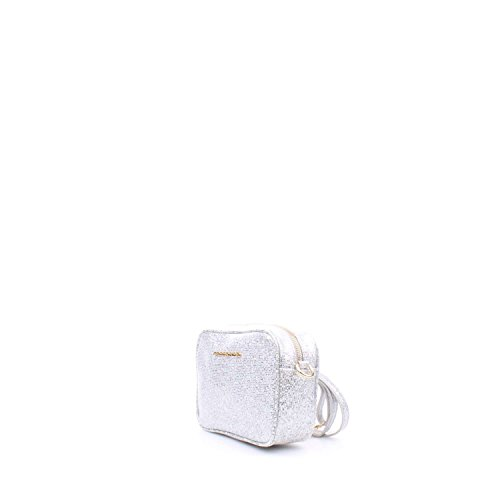 Fornarina AE17CL118P Bolso Con Bandolera Mujer Plata