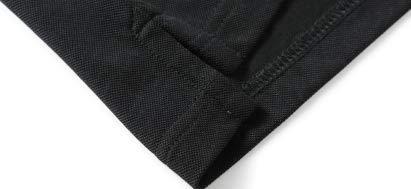 Ancap Star Logo Men Regular Fit Cotton Polo Shirts Classic Short Sleeve Polo White M