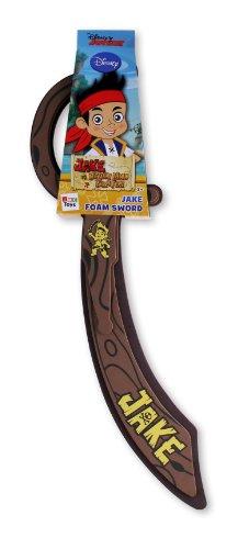 Jake y los piratas - Espada espuma (I.M.C Toys 260146)