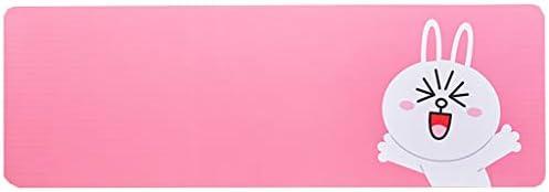 運動ヨガマット フィットネスマットは、プロのTPEの訓練の男性と女性のヨガは、エコフレンドリーヨガマットマット肥厚しました プレミアムヨガマット (Color : E)
