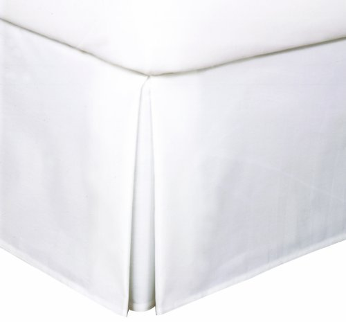 Hotel Quality 600TC 1PC Pleated Bed Skirt 18