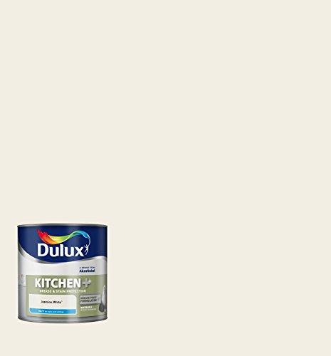 Dulux Küchenfarbe, matt, 2,5l, Weiß, 2500 g