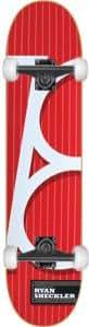 Plan B Sheckler Authentic Complete Skateboard - 7.5 w/Thunder Trucks