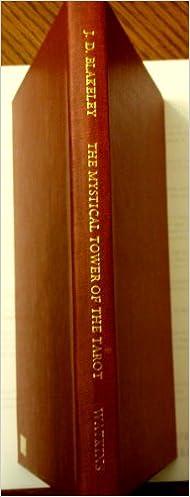 Book Mystical Tower of the Tarot