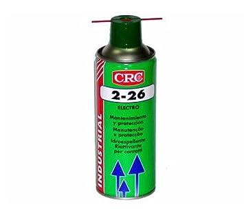 CRC 2-26 LUBRICANTE MULTISUSOS CRC 200 grs: Amazon.es: Bricolaje y herramientas