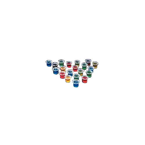 VWR 13916-004 Beaker Cup, 20mL Capacity, Polystyrene (Pack of 500)