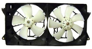 2004 toyota celica radiator fan - 5