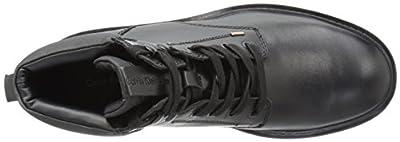 CK Jeans Men's Kole Brushed Calf Boot