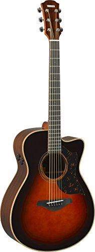 Yamaha A-Series AC3R Acoutic-Electric Guitar - 2017 Model, Tobacco Sunburst by Yamaha